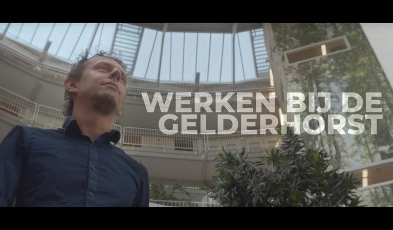 Nieuw filmpje over werken bij de Gelderhorst