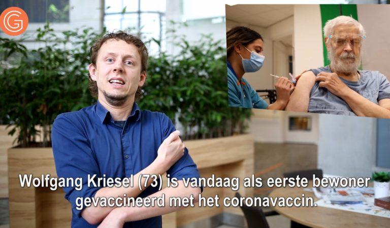 Bewoners Gelderhorst gevaccineerd